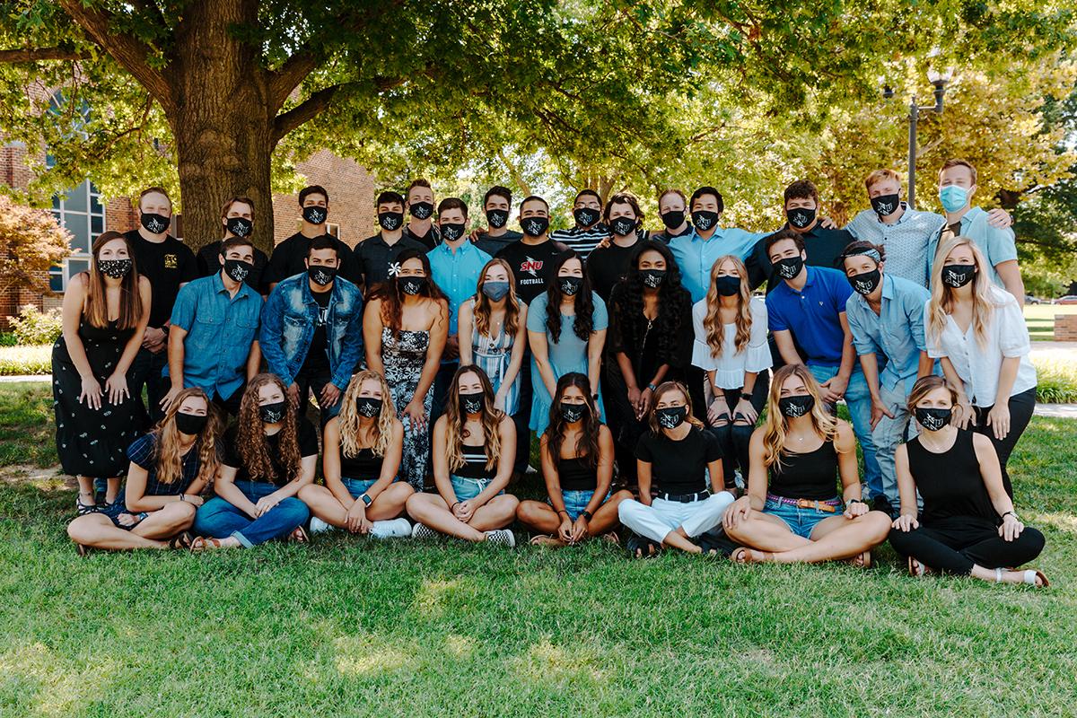 2020-21 RA staff